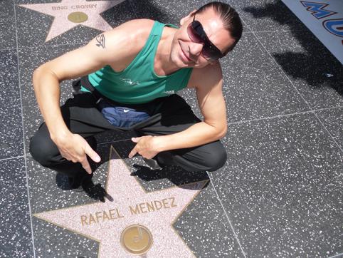 Gabriel & the Rafael Mendez star